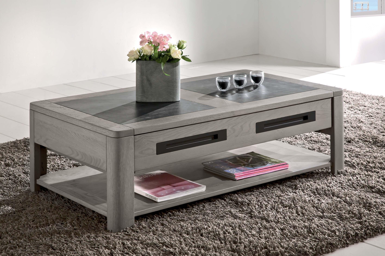 DEAU-Table basse 1 tiroir