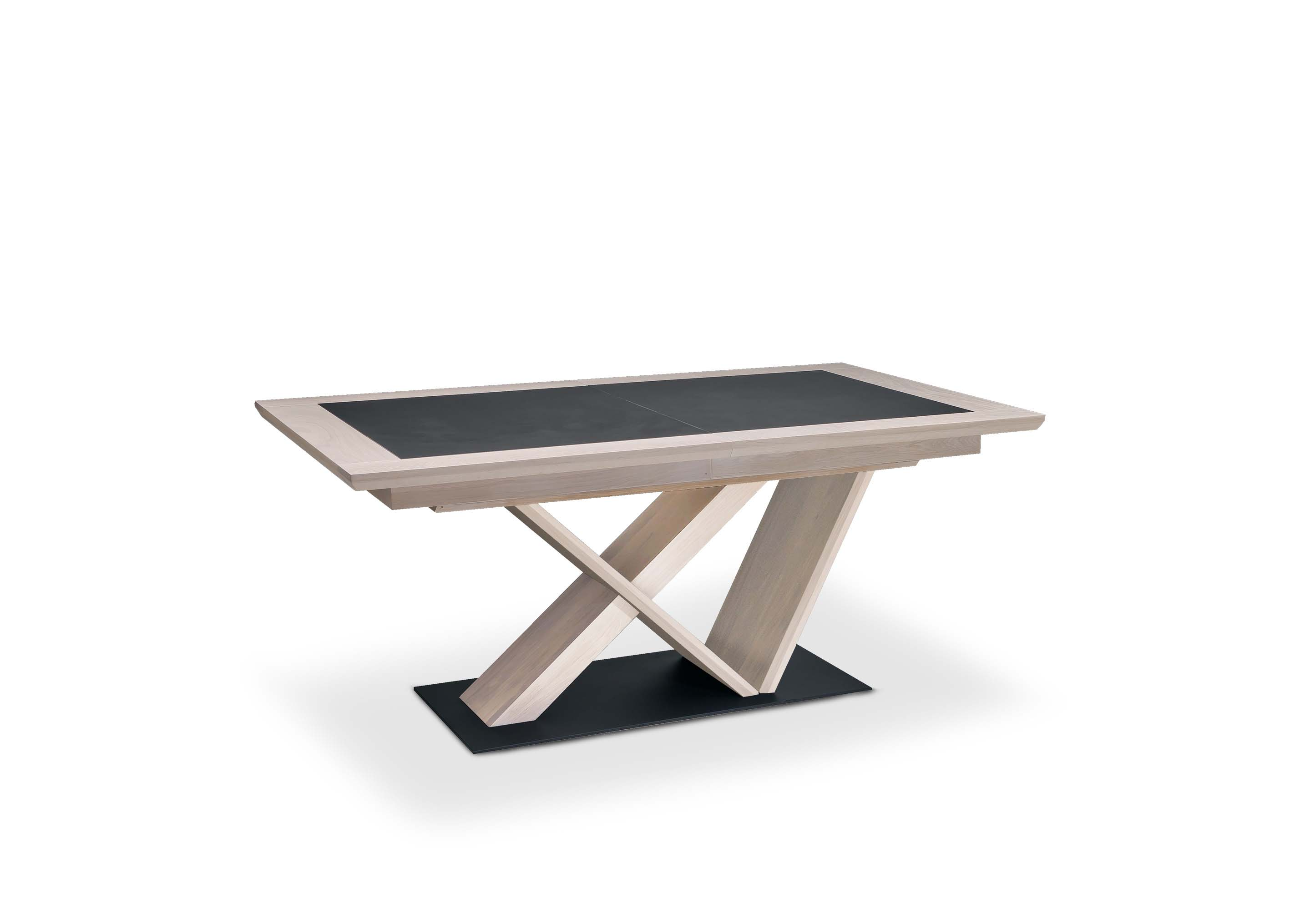 BEL-Table pied central
